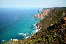 Atlantic Ocean Coast At Roca I...