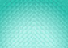Abstract Green Mint Radial Gra...
