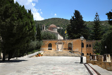 Agios Neophytos Monastery Paphos Cyprus