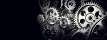 Mechanism, Gears And Cogs At W...