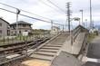 田畑駅前(長野県南箕輪村),tabata station,iida line,minamiminowa village,nagano pref,japan