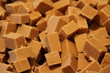 A Display of Freshly Made Sweet Fudge Confectionery.