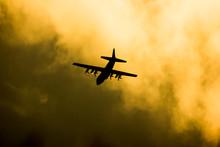 C-130 Of Royal Thai Air Force