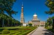 Basilica of Our Lady in Stary Lichen, Wielkopolskie, Poland