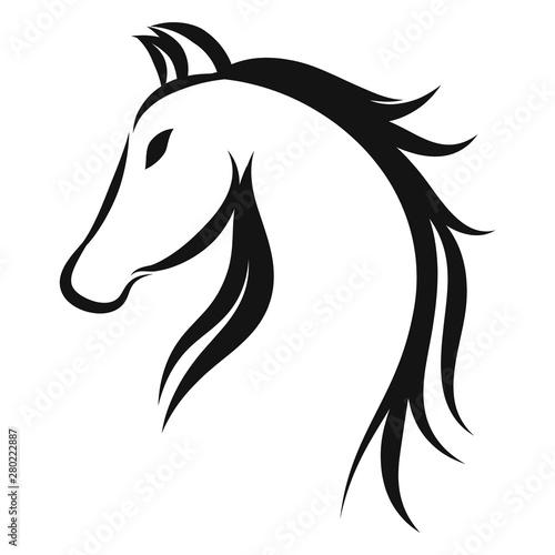 Photo  Horse icon