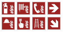 Fire Protection Signs - Emerge...