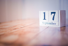 17 September - 17th Of September - Happy Birthday - National Day - Anniversary