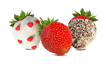 Strawberry And Strawberry In C...