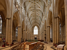 York - Church Of St. Peter - Innenansicht