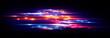 Abstract background. Beautiful light. Magic sparks. .Mystical shine streaks. Empty place. Glint cosmic rays. .Neon wind lines. Glow effect. Power energy. .Futuristic wave Flash. Glare splash..