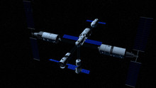 TIANGONG 3 - Chinese Space Sta...