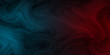 Red fire versus blue ice abstract background texture