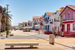 Costa Nova Beach, Aveiro, Portugal