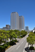 City View Of Makuhari In Chiba...