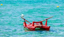 View Of An Italian Lifeguard B...