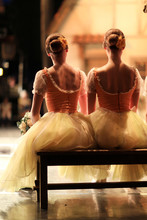Two Ballet Dancers From The Co...