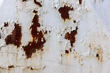 Rusty Metal Sheet - Surface Te...