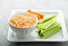 Pimento Cheese With Celery And...