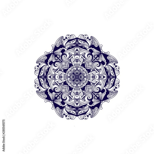 Fotografía  Mandala