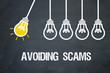 canvas print picture - Avoiding Scams