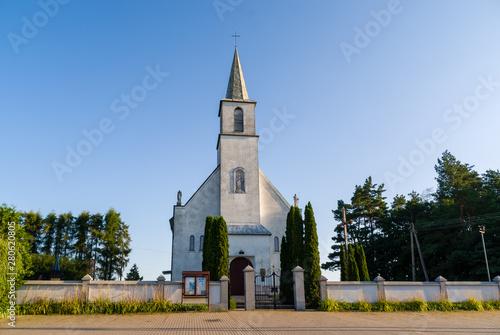 Fototapeta  Parafia Niepokalanego Poczęcia Najświętszej Maryi Panny w Tryczówce