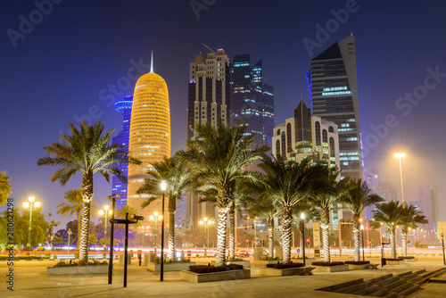 Obraz Doha, Katar, Bliski Wschód - fototapety do salonu