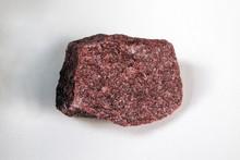 Natural Specimen Of Crystalline Quartzite  - Metamorphic Rock. Origin: Russian Federation, Karelia.