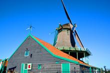 Zaanse Schans Is A Neighbourh...