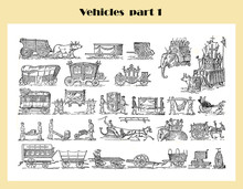 Vehicles And Transport History...