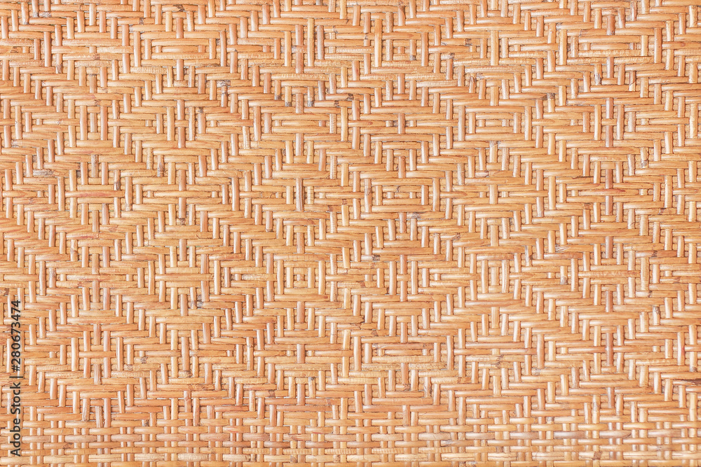 Fototapety, obrazy: Old wicker weave texture background