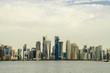 Doha's Corniche in West Bay, Doha, Qatar - Skyscrapers / Buildings