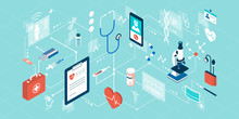 Telemedicine And Online Health...