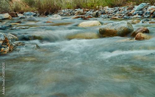 Foto op Aluminium Rivier Chagan Uzun river