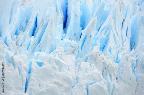 Perito Moreno glacier close up, Patagonia, Argentina