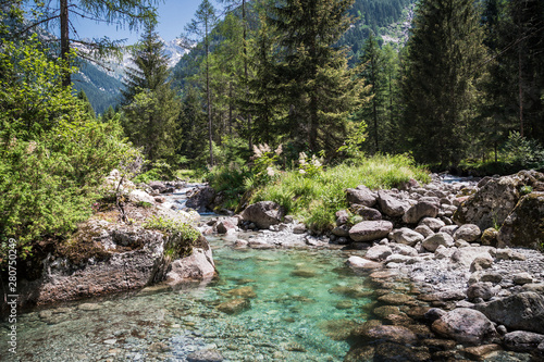 Photo A day in the largest natural reserve in Lombardy, the Val di Mello