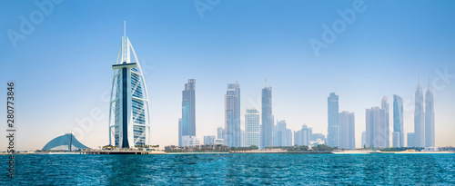 Canvas Print UAE, United Arab Emirates