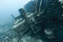 Wreck Of A Minesweeper, Hurgha...