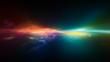 canvas print picture - Sunset Evolution