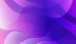 Blurred Decorative Design In Abstract Style With Wave, Curve Lines. For Creative Templates, Cards, Color Covers Set. Vector Illustration with Color Gradient.