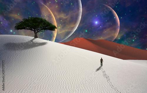 Fotografía  Alien Planet