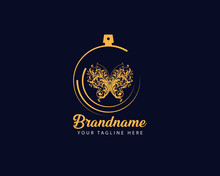 Luxury Branding Logo Can Be Used For Jewelry Perfume Spa Hotel Multi-industry, Cosmetics, Salon, Boutique, Spa, Company, Corporate, Etc