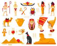 Ancient Egyptian Culture Set