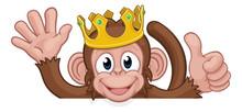 A Monkey King Cartoon Characte...