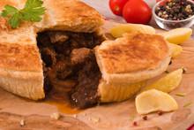 Steak Pie.