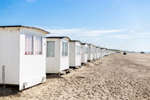 Fotografia White Beach Cabins at Lokken Beach
