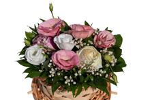 Festive Mini Bouquet In A Wick...