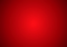 Abstract Red Gradient Background