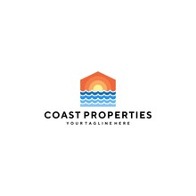 Coast Properties Logo