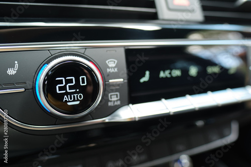 Car Climate Control Air Conditioning - 280897280
