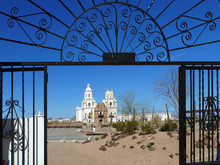 San Xavier Del Bac Mission In ...